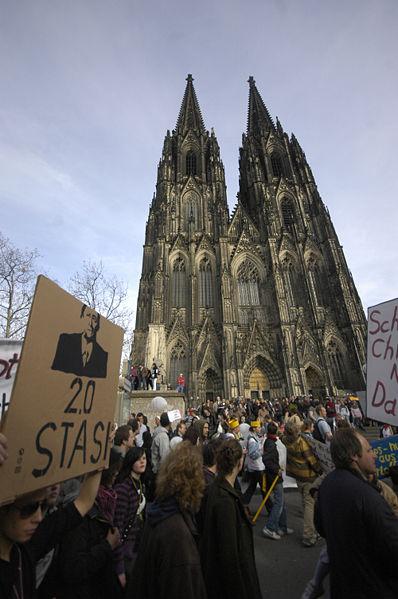 Fuer ein Morgen in Freiheit, Köln