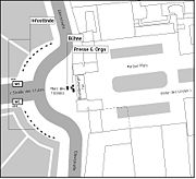 Map section of Pariser Platz (endpoint)